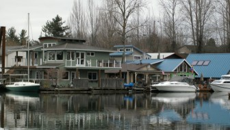 Floating Home Insurance Oregon
