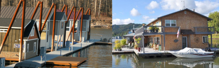 Floating Home Insurance Portland, OR