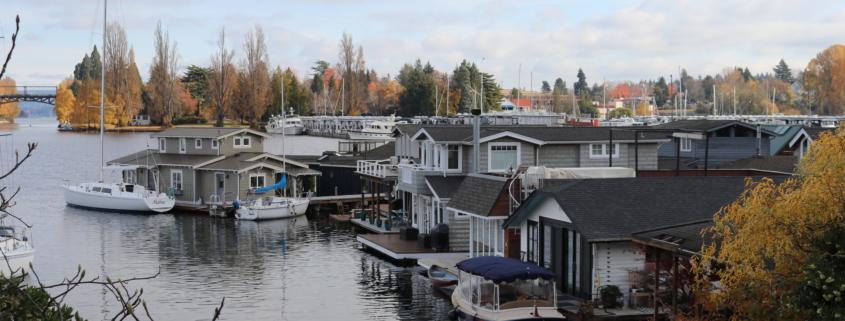 Floating Home Insurance Seattle, WA